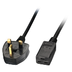 Cisco CAB-9K10A-UK= power cable Black 2.5 m BS 1363 C15 coupler