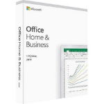 Microsoft Office Home & Business 2019, Eng 1 license(s) English