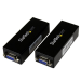 StarTech.com VGA to Cat 5 Monitor Extender Kit (250ft/80m) - VGA Cat5 Extender