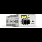 Allied Telesis AT-DMC100/LC-50 network media converter 100 Mbit/s 1310 nm Multi-mode Grey