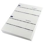 Custom Forms Sage Compatible Laser/Inkjet Standard Payslip BX500