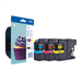 Brother LC-123RBWBPDR Ink cartridge multi pack, 600 pages, Pack qty 3