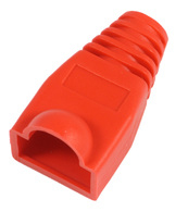 Microconnect KON503R cable boot Red 50 pc(s)