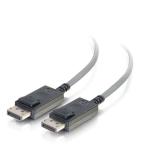 C2G 82398 23m DisplayPort DisplayPort Grey DisplayPort cable