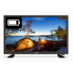 "Cello C22277T2-S1 TV 55.9 cm (22"") Full HD Black"