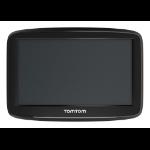"TomTom START 42 navegador 10,9 cm (4.3"") Pantalla táctil Portátil/Fijo Negro 235 g"