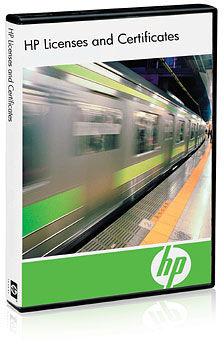 HP StoreEver MSL6480 TapeAssure Advanced E-LTU