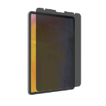 ZAGG Glass+ Privacy Doorzichtige schermbeschermer Apple 1 stuk(s)
