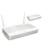 Draytek V2762-K wired router Gigabit Ethernet White