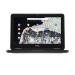 """DELL Chromebook 3100 2-in-1 LPDDR4-SDRAM 29.5 cm (11.6"""") 1366 x 768 pixels Touchscreen Intel® Celeron® N 4 GB 32 GB eMMC Wi-Fi 5 (802.11ac) Chrome OS Black, Grey"""