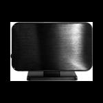 "MicroStorage SCB3A8 3.5"" Black storage enclosure"