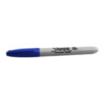 Sharpie Fine Point permanent marker Blue Fine tip