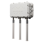 802.11N Outdoor Mesh Access Point, Haz. Loc., E Reg. Domain