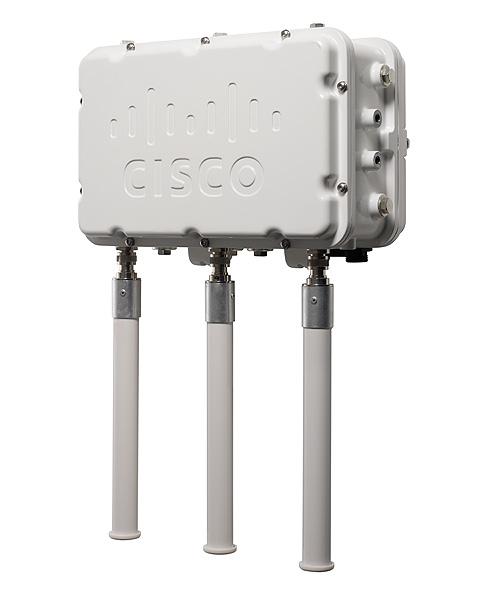Cisco Aironet 1552H WLAN toegangspunt 300 Mbit/s Power over Ethernet (PoE)