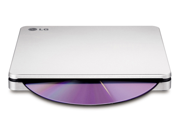 LG GP70NS50 optical disc drive Silver DVD Super Multi