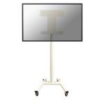 """Newstar Mobile Monitor/TV Floor Stand for 32""""-55"""" Screen - White"""