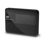 Western Digital My Passport X 2000GB Black external hard drive