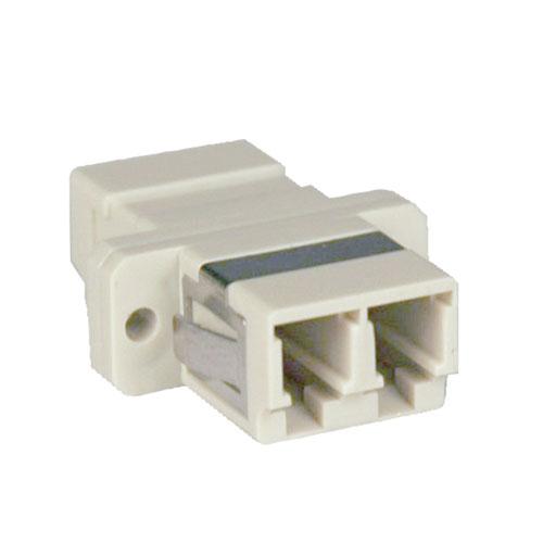 Tripp Lite Duplex / Simplex Multimode Fiber Coupler Adapter MMF / SMF (LC/LC)