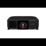 Epson EB-PU1008B PROJ BUSINESS 8500LUM WUXGA data projector Standard throw projector 8500 ANSI lumens 3LCD WUXGA (1920x1200) Black