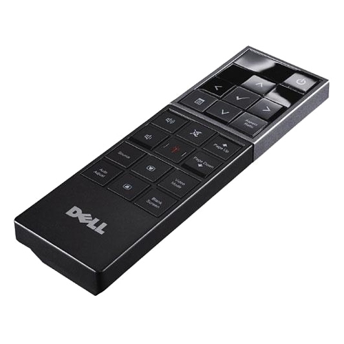 DELL 725-BBBN Press buttons Black remote control