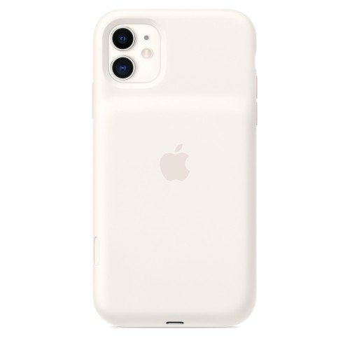Apple iPhone 11 Smart Battery Case - Soft White