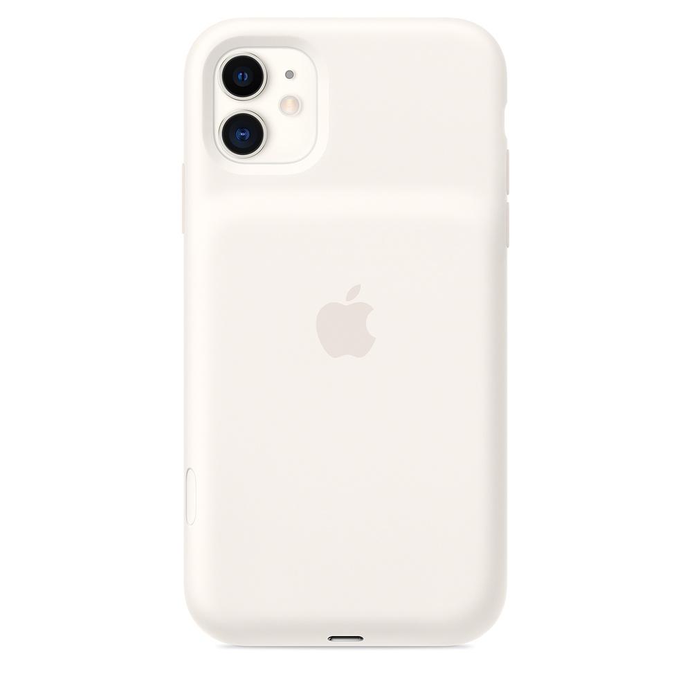 """Apple MWVJ2ZM/A funda para teléfono móvil 15,5 cm (6.1"""") Blanco"""