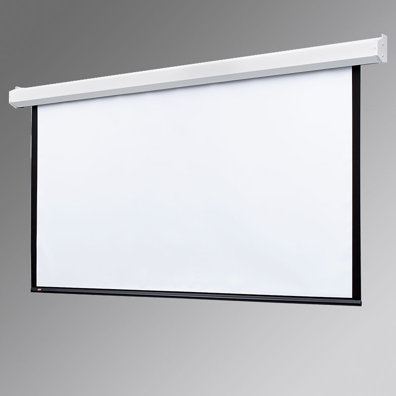 "Draper Targa - 264cm x 165cm - 123"" Diag - 16:10 - Matt White XT1000E - Electric Projector Screen"