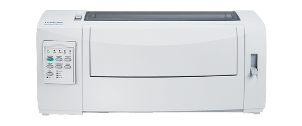2580n+ Forms - Printer - Dotmatrix 9 Pin - 203.2mm - USB / Ehternet (11c2947)