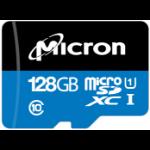 Micron Industrial memory card 128 GB MicroSDXC Class 10 UHS-I