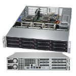 Supermicro SuperServer 6029P-WTRT Intel C622 LGA 3647 Rack (2U) Black