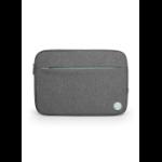 "Port Designs YOSEMITE Eco notebook case 35.6 cm (14"") Sleeve case Grey 400704"