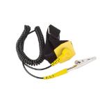 Videk 8309 Black,Yellow antistatic wrist strap