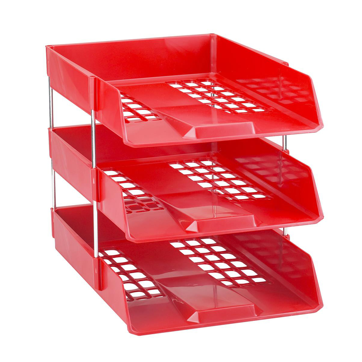 Avery Basics Letter Tray 1132RED