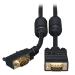 Tripp Lite P502-003-RA 0.91m VGA (D-Sub) VGA (D-Sub) Black VGA cable