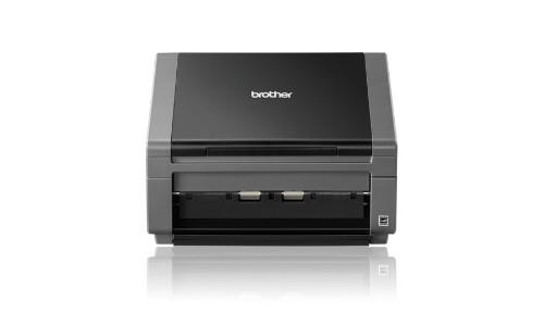 Brother PDS-6000 scanner 600 x 600 DPI ADF scanner Black,Grey A4