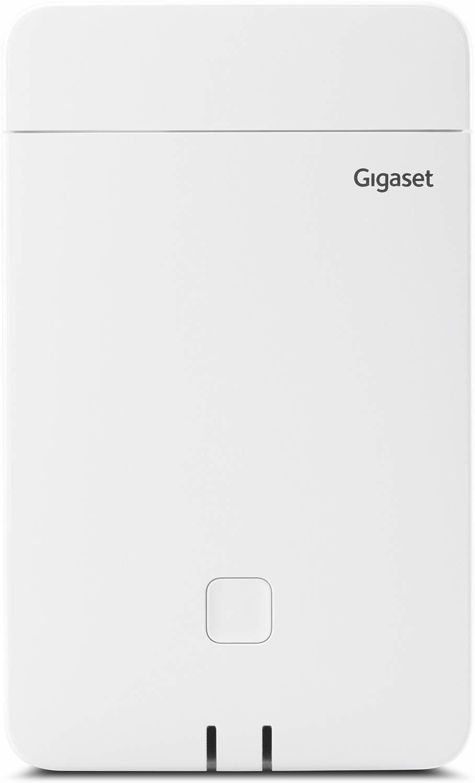 Gigaset N670 IP Pro DECT base station White