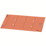 New Guardian Intertac Internal Mail Envelopes Pocket Resealable Manilla Orange C4 [Pack 250]