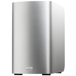 Western Digital My Book Thunderbolt Duo 6000GB Silver external hard drive