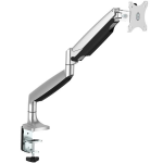 StarTech.com Single Desk-Mount Monitor Arm - Full Motion - Articulating - Silver