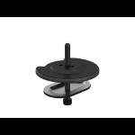 Multibrackets M VESA Deskmount Officeline Grommet Base Black