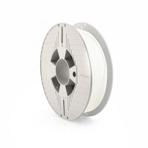 Verbatim 55510 3D printing material Thermoplastic Elastomer (TPE) White 500 g