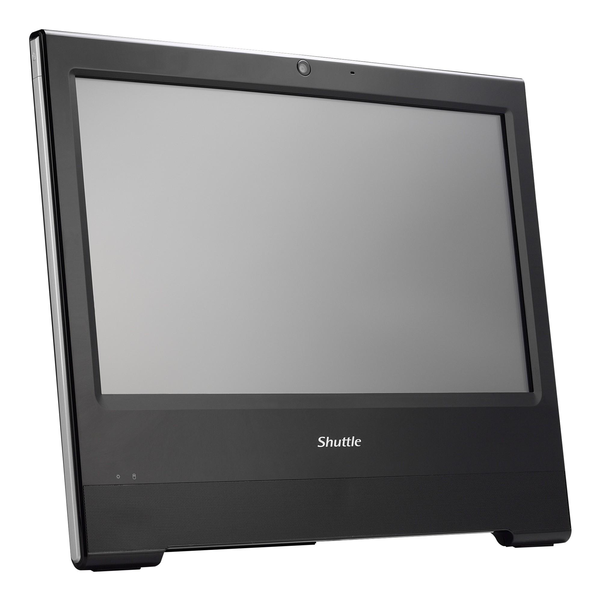 Shuttle XPС slim X50V6 (black) Intel SoC BGA 1356 1.8GHz 3865U All-in-One Black