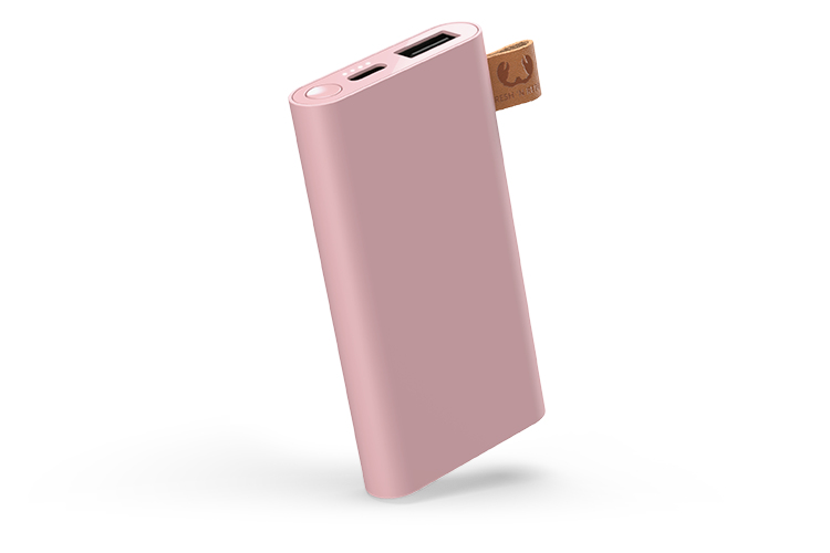 Fresh 'n Rebel 2PB3000DP batería externa Rosa Polímero de litio 3000 mAh