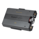 Creative Labs Sound Blaster E5 headphone amplifier 24-bit/192kHz Black