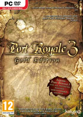 Nexway Port Royale 3 Gold Edition Video game downloadable content (DLC) PC Español