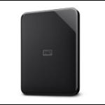 WESTERN DIGITAL 2TB WD Elements SE Portable Storage (Black)