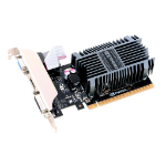 Inno3D N710-1SDV-D3BX graphics card GeForce GT 710 1 GB GDDR3