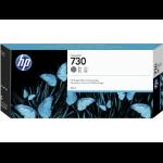 HP 730 300ml Grey ink cartridge P2V72A