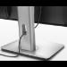 "DELL Professional P2715Q 27"" Black, Silver 4K Ultra HD"
