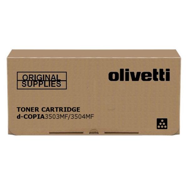 Olivetti B1011 Toner black, 7.2K pages @ 5% coverage